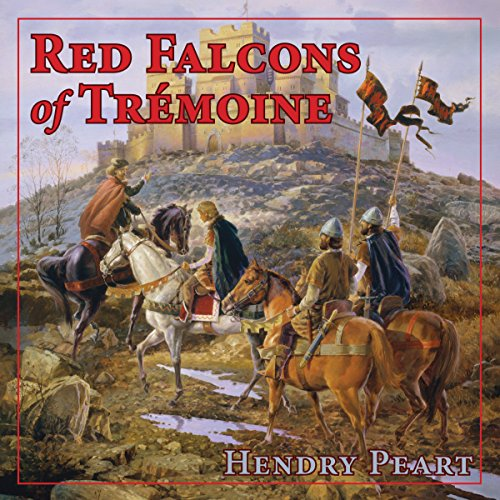 Red Falcons of Tremoine audiobook cover art