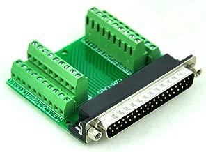 Best 37 pin d sub terminal block Reviews