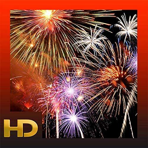 『Dazzling Fireworks HD』の1枚目の画像