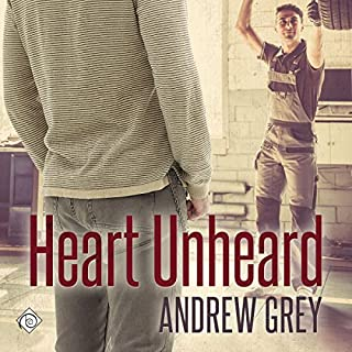 Heart Unheard     Hearts Entwined, Book 2              By:                                                                                                                                 Andrew Grey                               Narrated by:                                                                                                                                 Greg Tremblay                      Length: 6 hrs and 2 mins     2 ratings     Overall 5.0