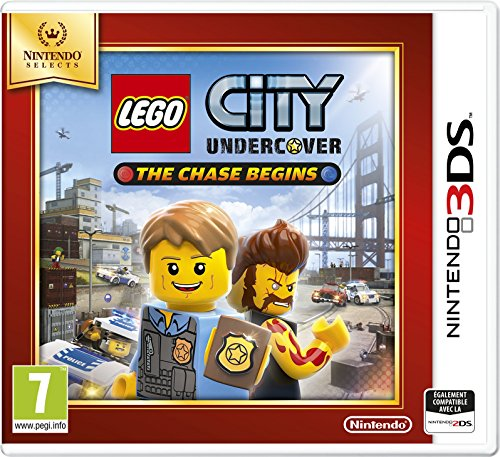 Lego City : Undercover - The Chase Begins - Nintendo Selects