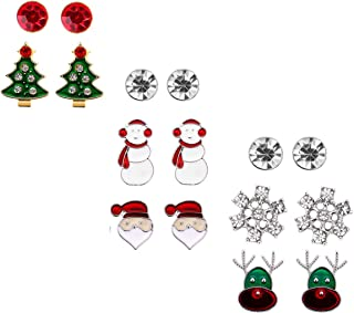 Best holiday earrings for girls Reviews