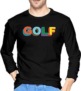 Golf Wang Tyler The Creator Rap Men Round Neck Long Sleeve Pullover T-Shirt