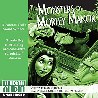The Monsters of Morley Manor cover art