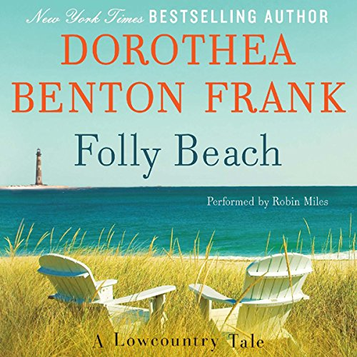 Folly Beach audiobook cover art