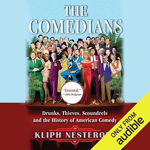 Couverture de The Comedians
