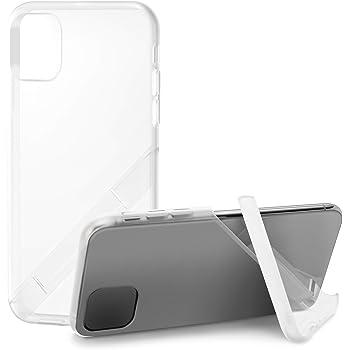 カンピーノ campino iPhone 11 ケース OLE stand スタンド機能 耐衝撃 スリム 動画 Qi ワイヤレス充電対応 クリア 透明 BASIC