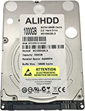ALiHDD 1TB 5400RPM 128MB Cache SATA 6Gb/s 7mm 2.5in Notebook/Mobile Hard Drive (MD1000GBLS12854S) - 2 Year Warranty