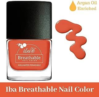 Iba Halal Care Breathable Nail Color, B13 Fun Fiesta, 9ml