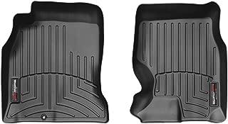 WeatherTech Custom Fit Front FloorLiner for Infiniti FX35/FX45 (Black)