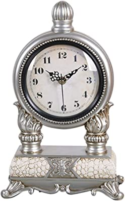 6 by 6-Inch 3dRose dc/_91212/_1 MI Muskegon Lighthouse on Lake Michigan US23 RER0002 Ric Ergenbright Desk Clock