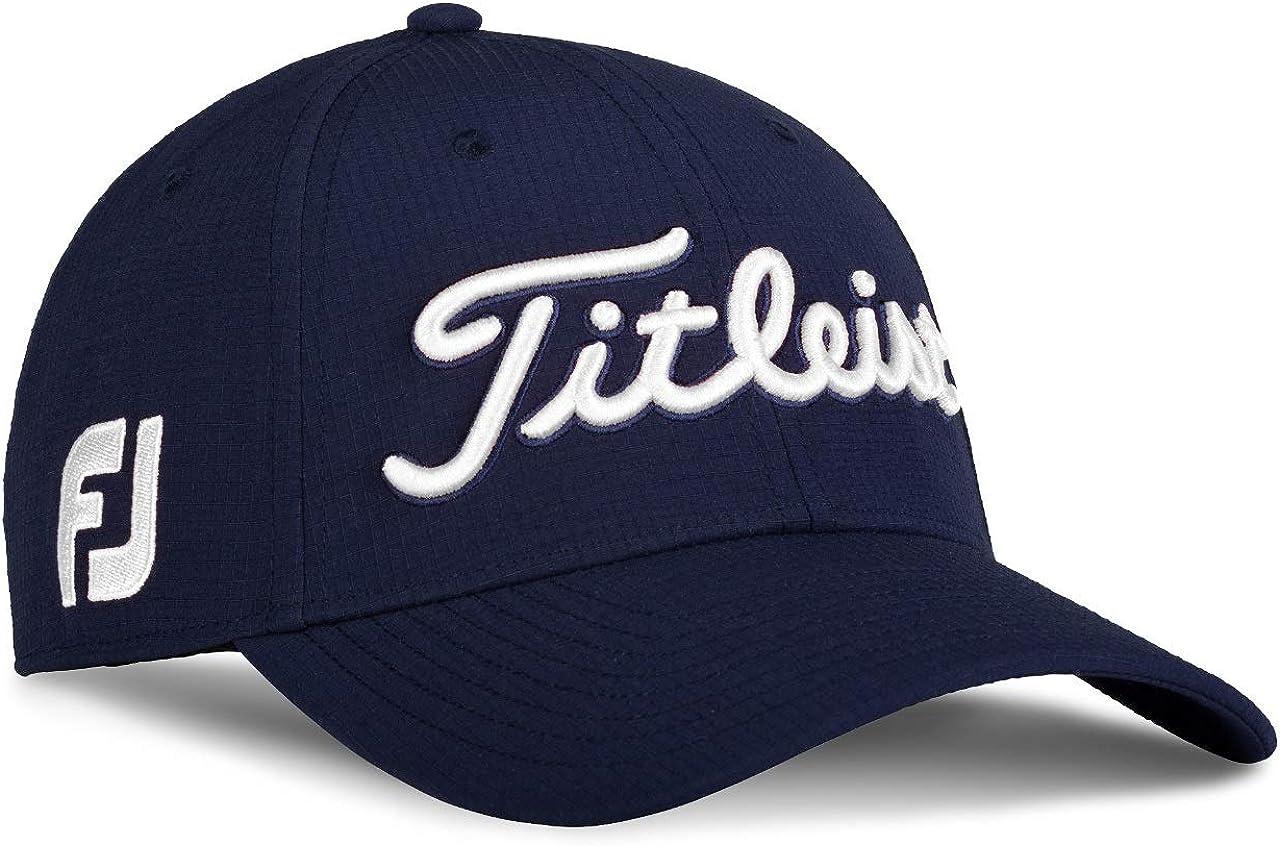 Titleist Tour Elite Hat Legacy - 41 Navy/White - M/L