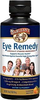 Barlean's Eye Remedy, Tangerine Smoothie, 16-oz