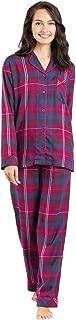Soft Flannel Pajamas Women - Button Front Pajamas Women