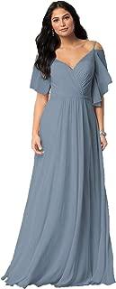 Best modest blue bridesmaid dresses Reviews