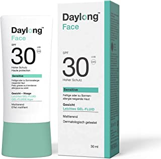 Daylong Yüz Güneş Kremi Sensitive Spf 30 30 ml