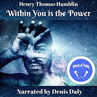 Within You Is the Power audiobook cover art