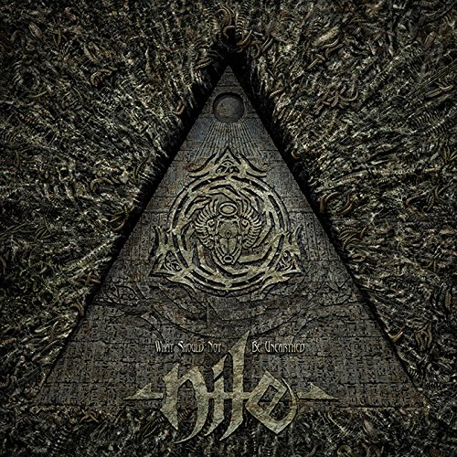 Nile: What Should Not Be Unearthed (Audio CD (Limited Edition))