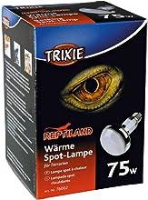 Trixie - Ampoule chauffante pour terrarium - 75 W