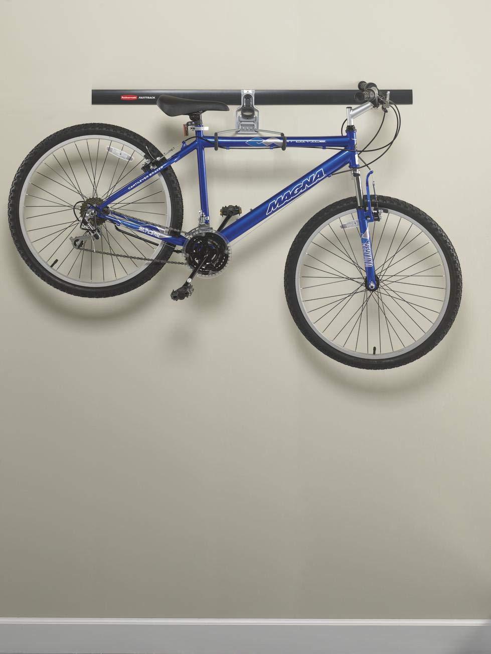 Rubbermaid FastTrack Horizontal Bike Rack