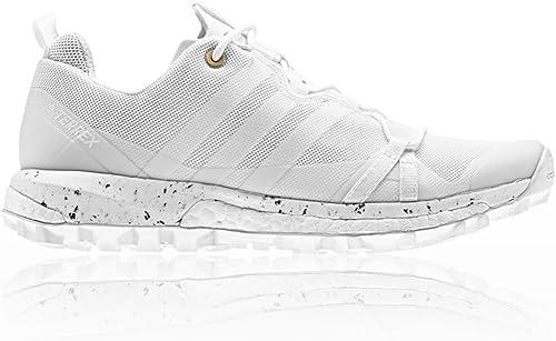 Adidas Terrex Agravic W, Chaussures de Trail Femme, Blanc, 6.5 UK