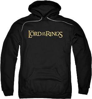Lord of The Rings LOTR Logo Licensed Adult Sweatshirt Hoodie