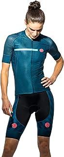 Sundried Women's Pro Range Short Sleeve Cycle Jersey
