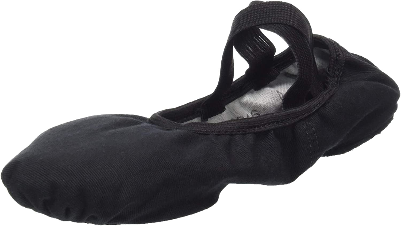 So Danca BA26 Canvas Split Sole Ballet Shoe
