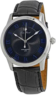 Lucien Piccard Men's LP-40005-01-BLA Olympus Analog Display Japanese Quartz Black Watch