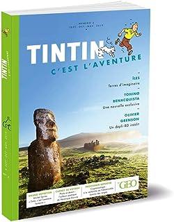 Tintin c'est l'aventure 2, les iles (MOULINSART PRIS)