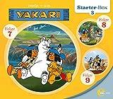 Yakari - 'Starter-Box 3' - Folge 7 bis 9, Die Original-Hörspiele zur TV-Serie