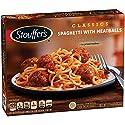 Stouffer's, Spaghetti with meatball, 12.6 oz (Frozen)