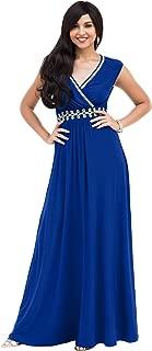 blue lace sundress