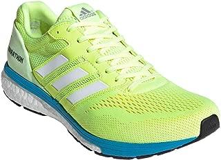 adidas Adizero Boston 7 Shoes Men's, Yellow, Size 11