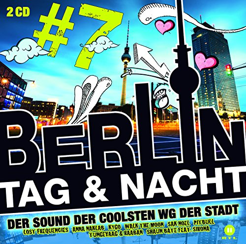 Berlin Tag & Nacht,Vol.7
