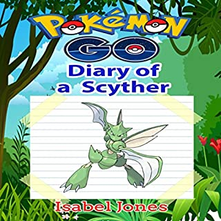 Pokemon Go: Diary of a Scyther cover art