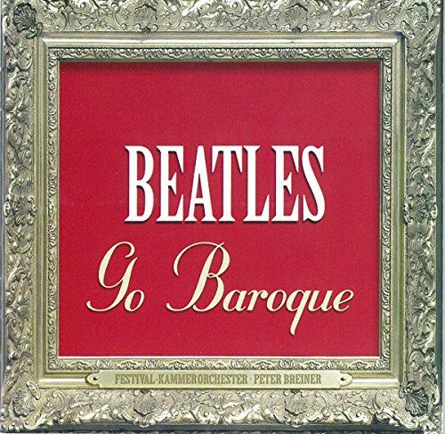 Beatles Go Baroque (Peter Breiner) - portada aleatoria