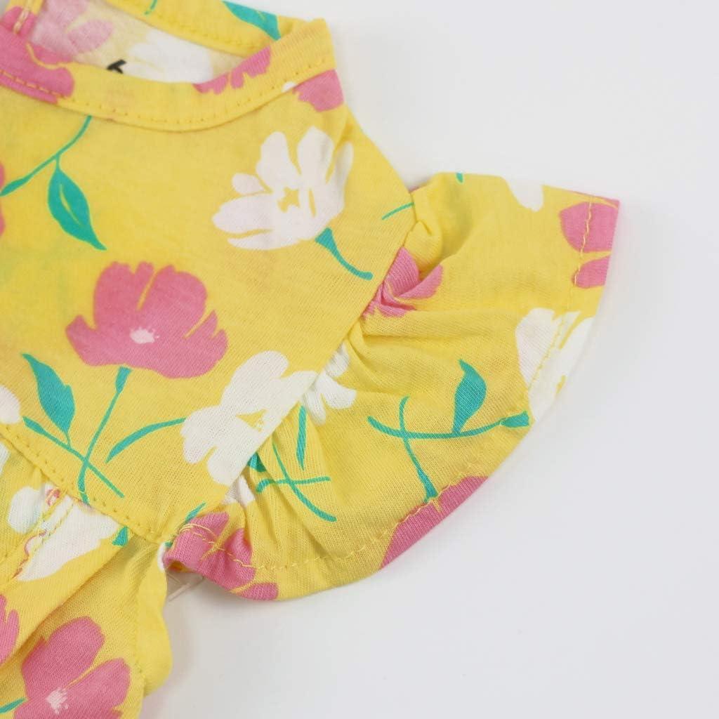 Shorts 3PCS Girls Ruffle Dress JiAmy Baby Girls Clothing Sets Bodysuit Set for 3-24 Months