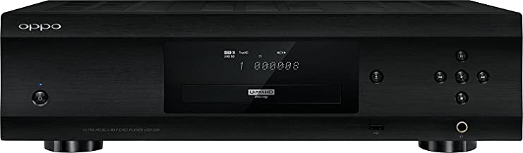 $3799 Get OPPO UDP-205 Region Free Ultra HD Audiophile Blu-ray Disc Player Can play Any DVD Region From 0123456789 or Any Blu Ray Zone from A,B,C on any TV.