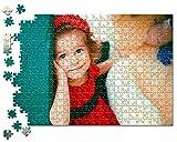 PUZZLEPRIX Puzzle Personalizado con tu Foto - 500 Piezas (cartón), 34 x 48 cm