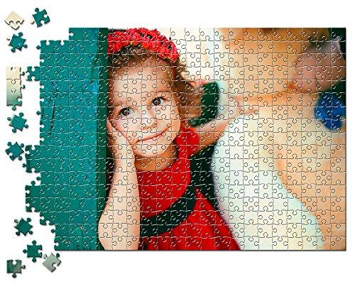 PUZZLEPRIX Puzzle Personalizado con tu Foto - 500 Piezas (ca