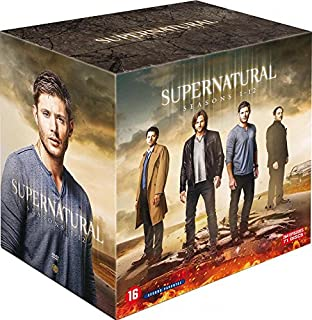 Supernatural-Intégrale Saisons 1 à 12 (B079VRTX3Q) | Amazon price tracker / tracking, Amazon price history charts, Amazon price watches, Amazon price drop alerts