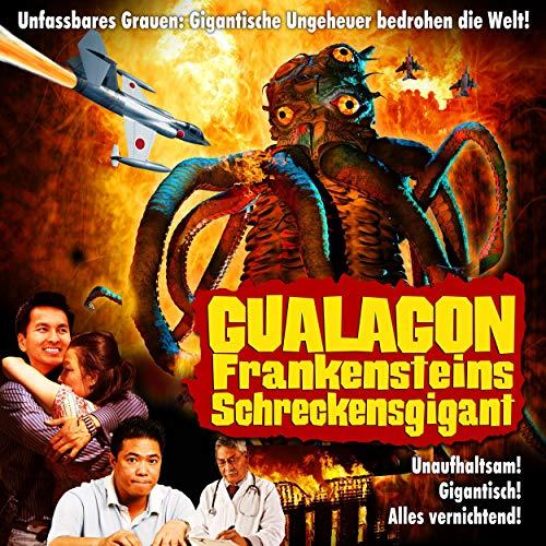 Gualagon - Frankensteins Schreckensgigant cover art