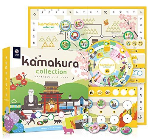 カマクラコレクション(kamakura collection)ボードゲーム JUGAME STUDIO