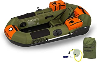 Sea Eagle PF7K PackFish Inflatable Boat Fishing Package