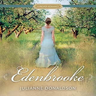 Edenbrooke                   By:                                                                                                                                 Julianne Donaldson                               Narrated by:                                                                                                                                 Emily Elizabeth Hamilton                      Length: 9 hrs and 8 mins     1,254 ratings     Overall 4.4