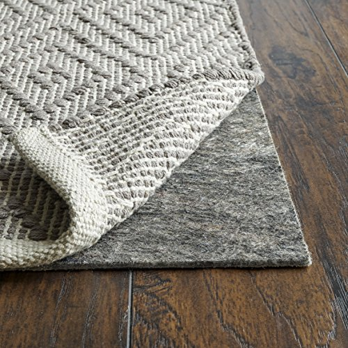 RUGPADUSA, Anchor Grip, 2.5'x9', 1/8' Thick, Felt + Rubber, Low Profile Non-Slip Runner Rug...