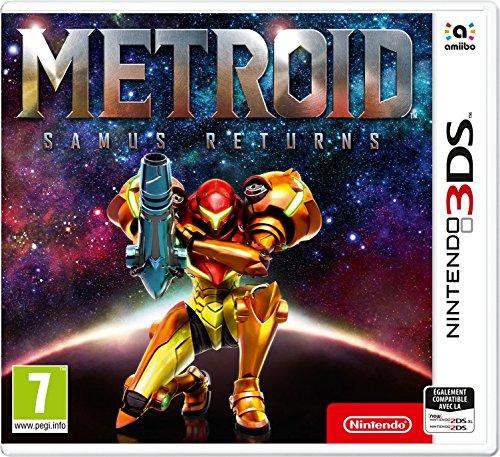 Metroid. Samus Return