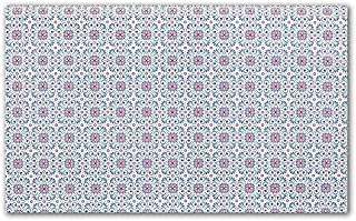 Boutique Printed Tissue Paper for Gift Wrapping with Elegant Moroccan Tile Print, Decorative Tissue Paper - 20 Large Sheets, 20x30