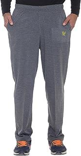 VIMAL Jonney Men's Metallic Grey Trackpants